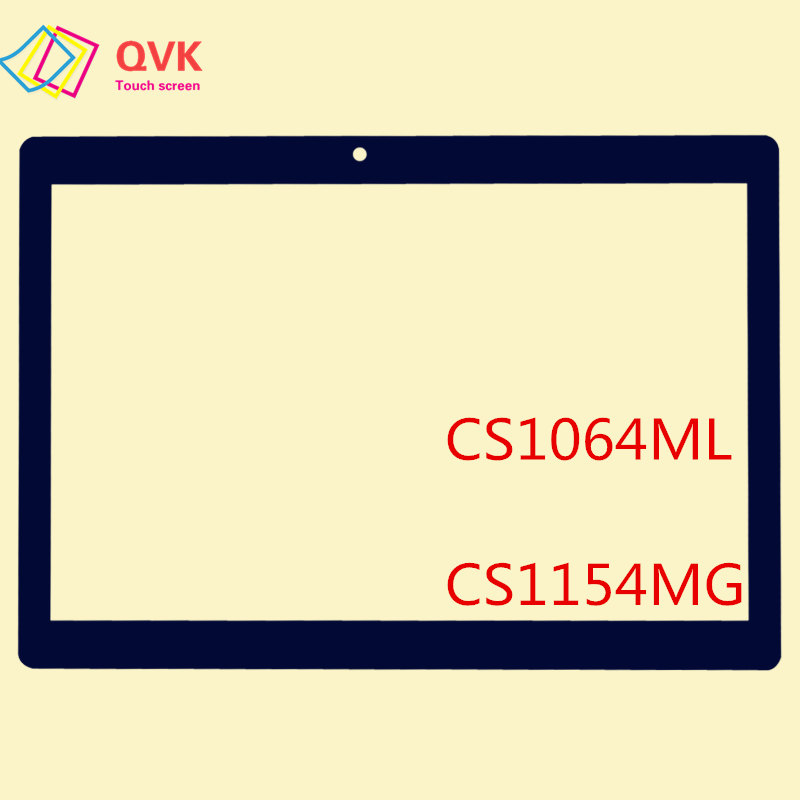 Black 10.1 Inch for <font><b>Digma</b></font> CITI 1544 1901 1902 <font><b>1903</b></font> 1904 3G 4G Tablet Capacitive Touch Screen Panel Repair Replacement Parts image