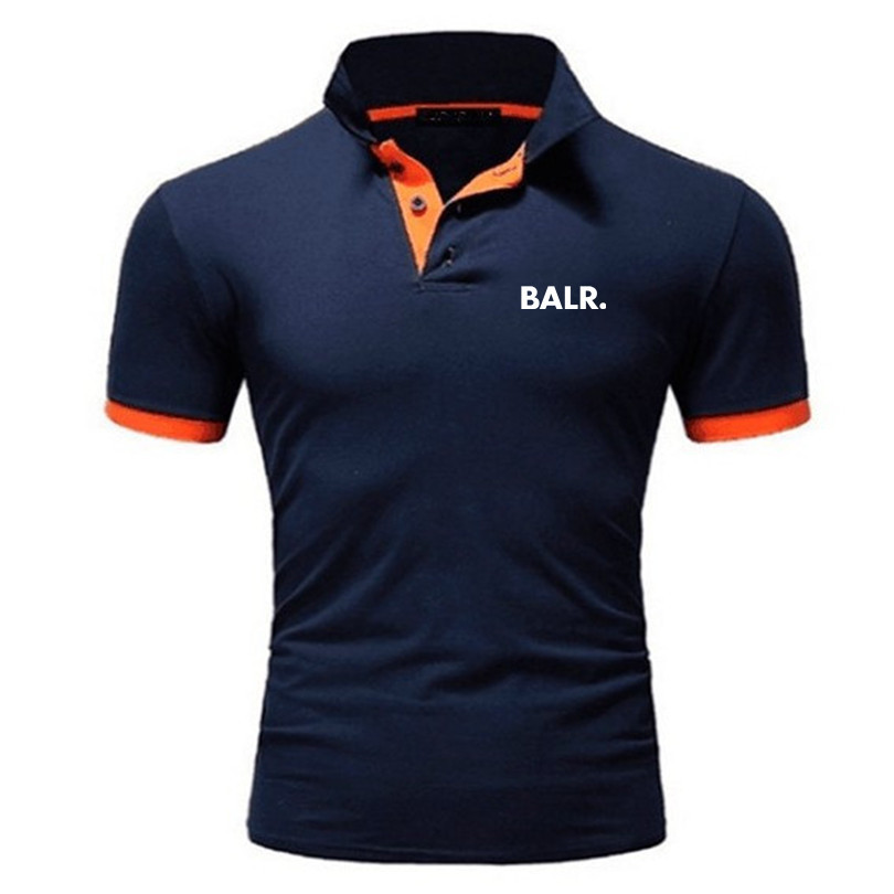 New Men's Polo Shirt Short Sleeve T-shirt Breathable Camisa Masculina Hombre Jersey Golftennis Men's Top Plus Size 5XL