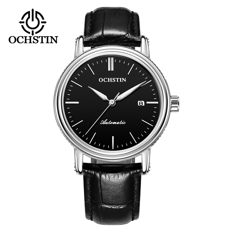 New OCHSTIN Top Luxury Brand Tourbillon Automatic Mechanical Watches Men Sport Watch Business Wristwatch Clock Relogio Masculino in Mechanical Watches from Watches