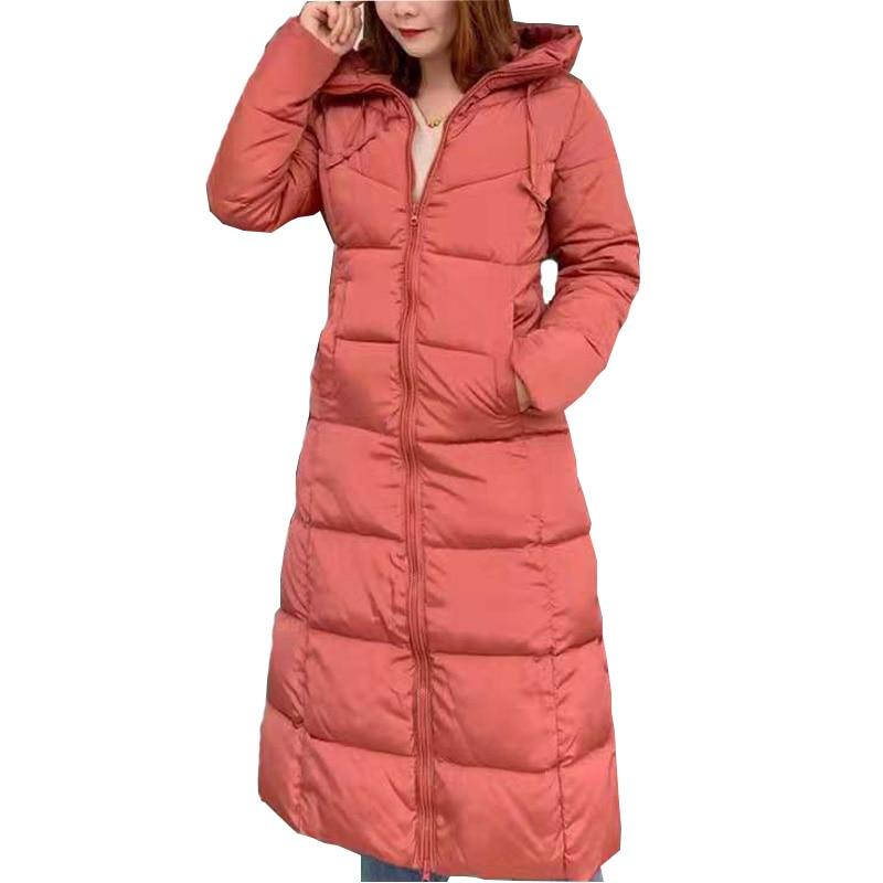 Winter Jacket Women Warm Outwear 6XL Womens Parka Manteau Femme Hiver X-long Hooded Cotton Padded Female Coat High Quality