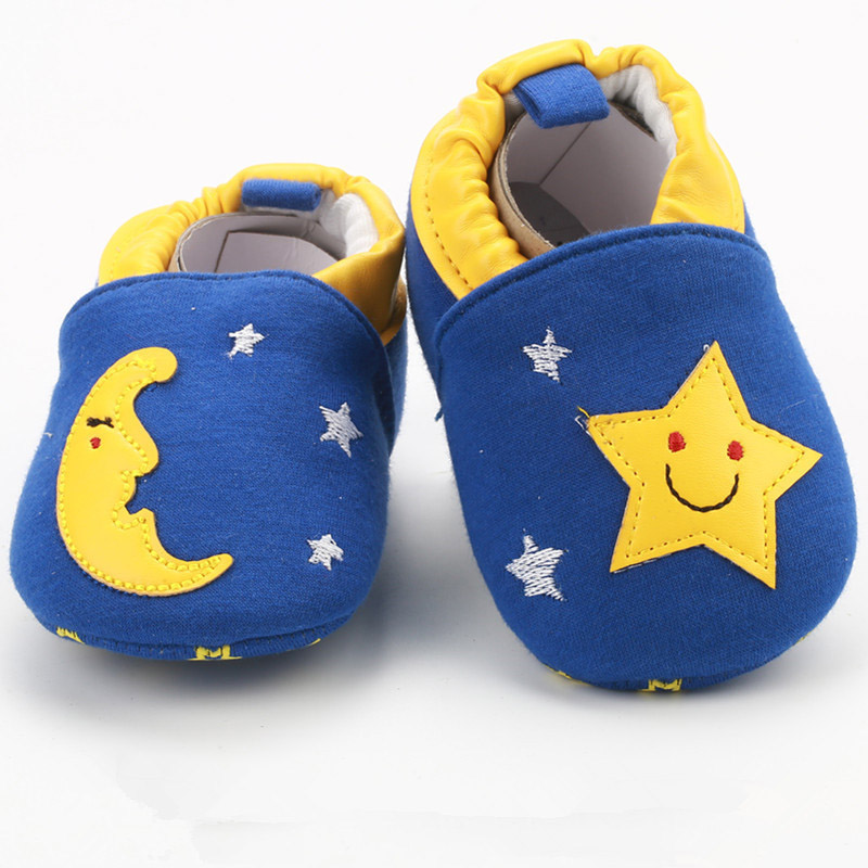 Toddler Baby SHoes Boy Girl Socks Prewalkers Booties Cotton Winter Soft Anti-slip Warm Newborn Infant Crib Shoes