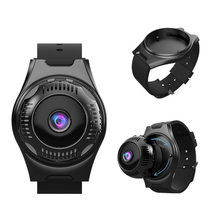 1080P HD Fake Watch Camera Wide Angle View Camera Motion Detect Home Camera Wifi Security Mini Wireless Infrared Night Vision(China)