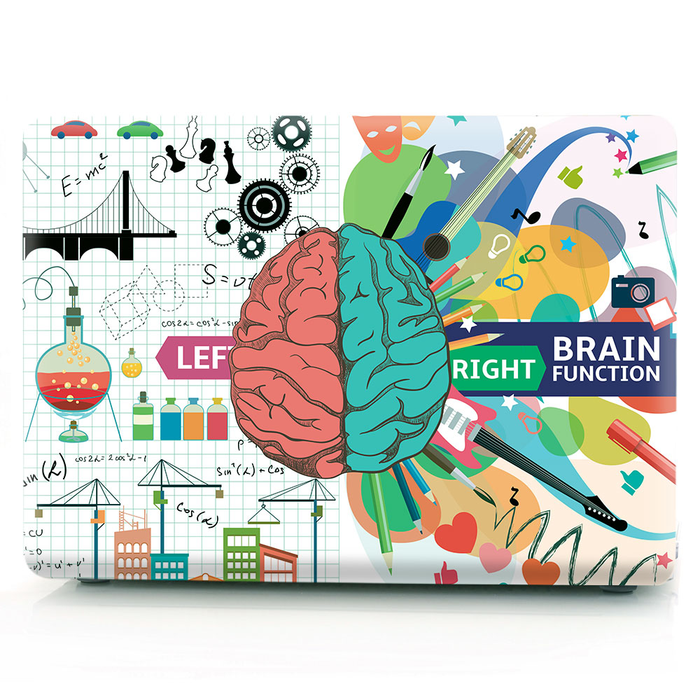 Brain Painting Case for MacBook 127