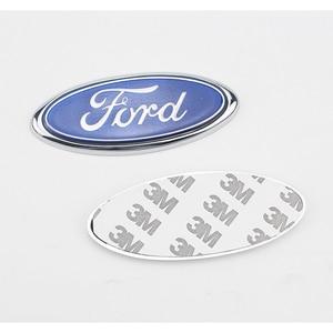 Автомобильный капот Передняя Эмблема задний значок наклейка для Ford Focus 2 3 1 Fiesta MK1 MK2 MK3 MK7 Fusion Ranger автомобильные аксессуары Автомобильные товары Наклейки на автомобиль      АлиЭкспресс