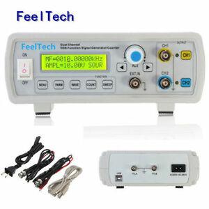 FeelTech FY3200 6-25M Dual-Ch Arbitrary Waveform DDS Function Signal Generator