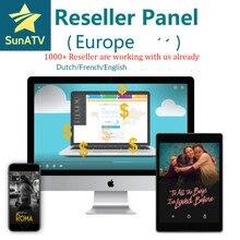 Android SUNATV Pannello Supporto