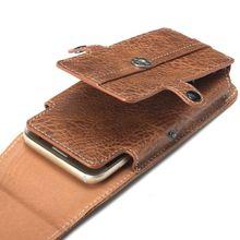 купить Vertical Phone Holster Belt Clip Pouch Carrying Cover Phone Case with Card Slots онлайн
