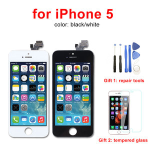 Image 2 - AAA สำหรับ iPhone 5 5S 5C SE 6 หน้าจอ LCD Digitizer ASSEMBLY ไม่มี Dead Pixel สำหรับ iPhone 6 LCD