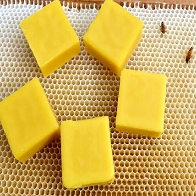100% Pure Natural Yellow Beeswax Bee Wax Organic Pellets Beewax Food Cosmetic Grade soap raw material Pure Beeswax tool TSLM2