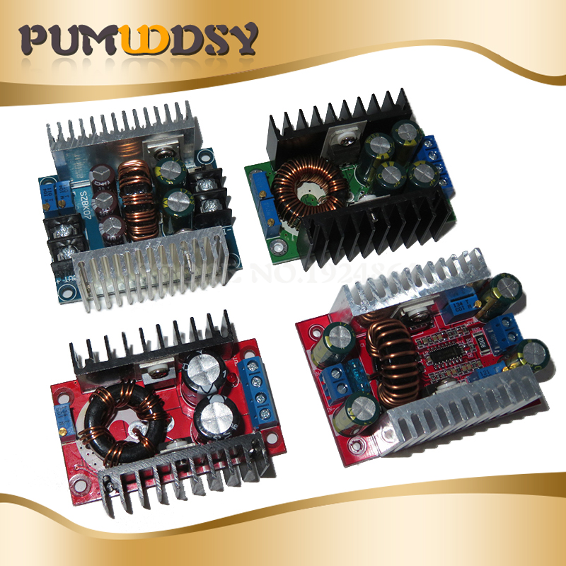 1PCS DC-DC 150W 10-32V At 12-35V/9A 300W 5-40V At 1.2-35V/300W 20A/400W 15A 8.5V-50V At 10 V-60V Reducer Power Supply Module