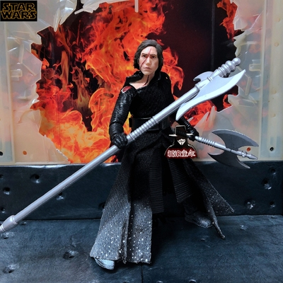 6inch Starwars Kylo Ren Imperial Stormtrooper Anime Action & Toy Figures Model Toys For Children
