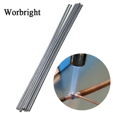 Copper Aluminum Brazing Welding Rods Universal Fux Cored Simple Welding Wire Electrodes for Steel Iron Copper Aluminum Solder