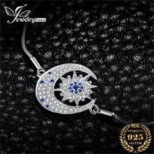 Lua estrela criado spinel bangles bolo pulseira 925 prata esterlina pedras preciosas pulseiras para mulher prata 925 jóias fazendo