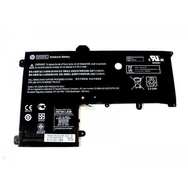 UGB genuine Substituição HP SlateBook 10 X2