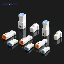 1set Mini car JWPF Series 2/3/4/6/8pin Male female Automotive connector waterproof housing plug JST06R-JWPF-VSLE 2 sets 2 pin way jst male female automotive electric wire connector plug housing 02r jwpf vsle s 02t jwpf vsle s for benz bmw