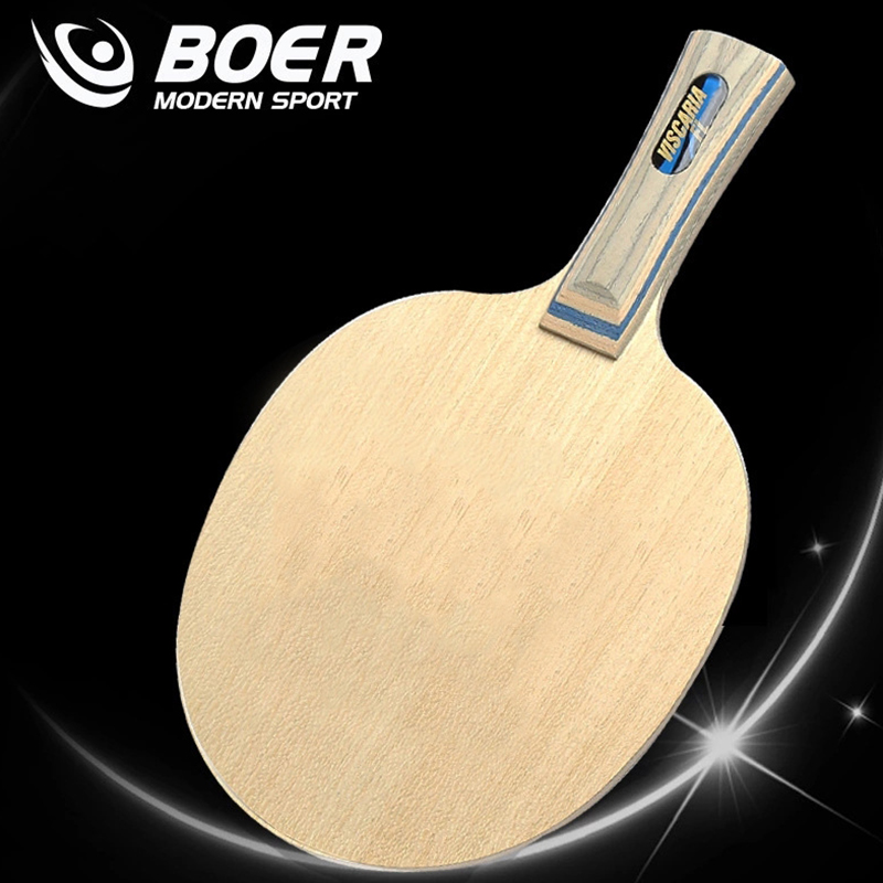 Carefully Crafted BOER Arylate Carbon Table Tennis Paddle Fast Attack Loop Ping Pong Bat Racket High Attack Power