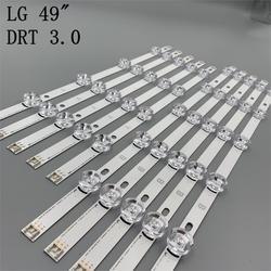 Светодиодная лента для LG Innotek DRT 3,0, 10 шт., 49 дюймов, A/B, 6916L, 1788A, 1789A, 49LB580V, 49LB585V, 49LB5610, 49LB5800, 49LB580N, LC490DUE