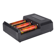 TrustFire Intelligent Fast Battery Charger TR-018 + 3pcs TrustFire 18650 3.7V 3000mAh Rechargeable Protected Lithium Batteries стоимость