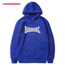 Sweat-shirt à capuche Pour Hommes, modèle printemps-automne, longue, avec impression, Le Voile, Hardcore, Metalcore, H113