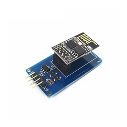 ESP8266 ESP-01 ESP01 Серийный беспроводной WIFI модуль для Arduino приемопередатчик приемник адаптер плата Raspberry Pi UNO R3 One 3,3 V 5V