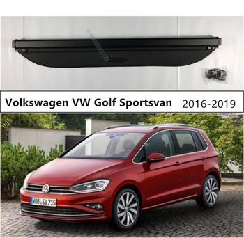 Защитный чехол для багажника для Volkswagen VW Golf Sportsvan 2016 2017 2018 2019 высокое качество, автомобильные аксессуары