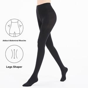 Image 1 - CI 0002 Professional 2# Pressure Legs Shaper Tights Shapewear