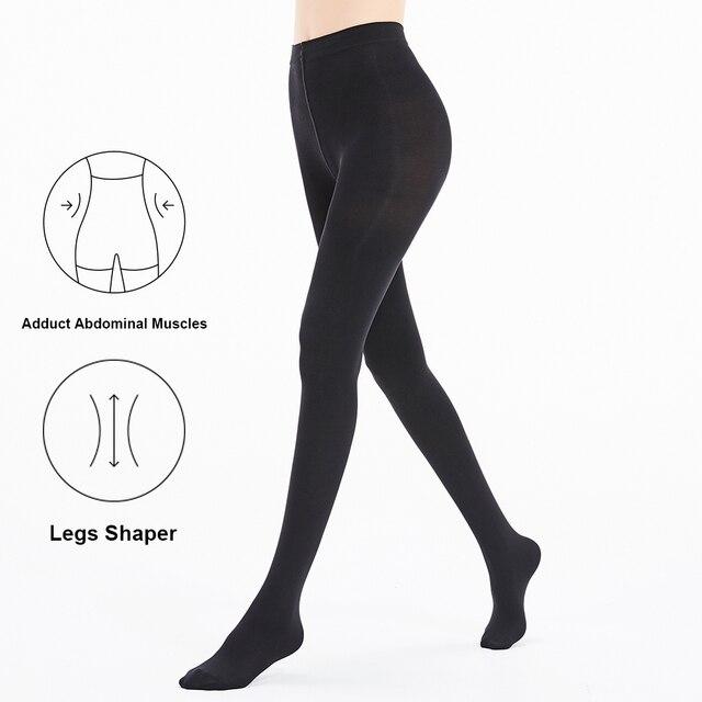 CI 0002 Professional 2# Pressure Legs Shaper Tights Shapewear