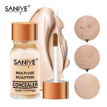 SANIYE Full Cover 6 Colors Foundation Liquid Face Makeup Cov