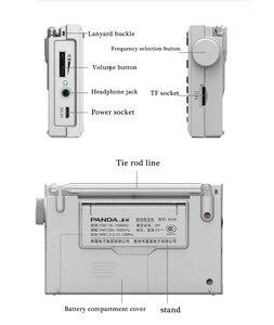 Image 5 - New DSP Full Band Stereo Radio Portable Player Home FM Radio Digital Receiver Radio Station Mini Speaker Support FM AM SW MW