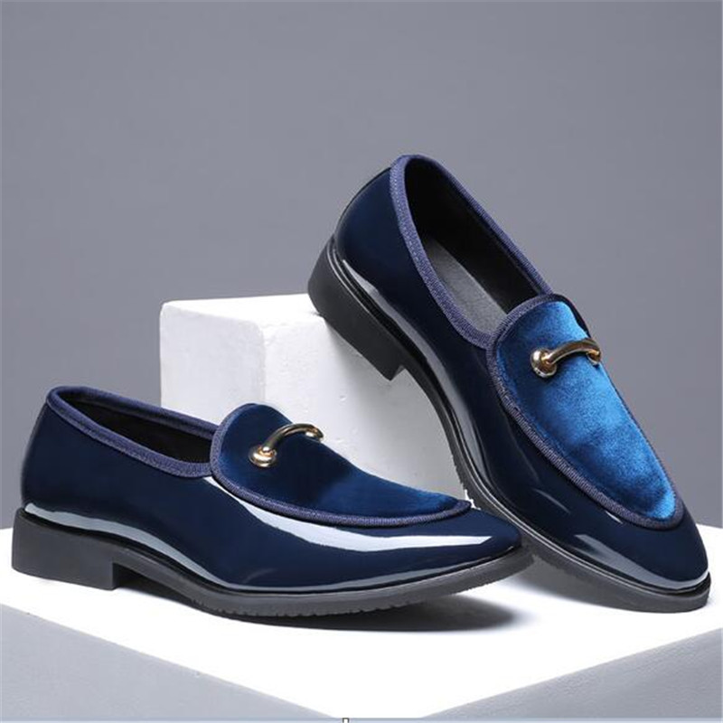 Men Formal Shoes 2020 Spring Autumn