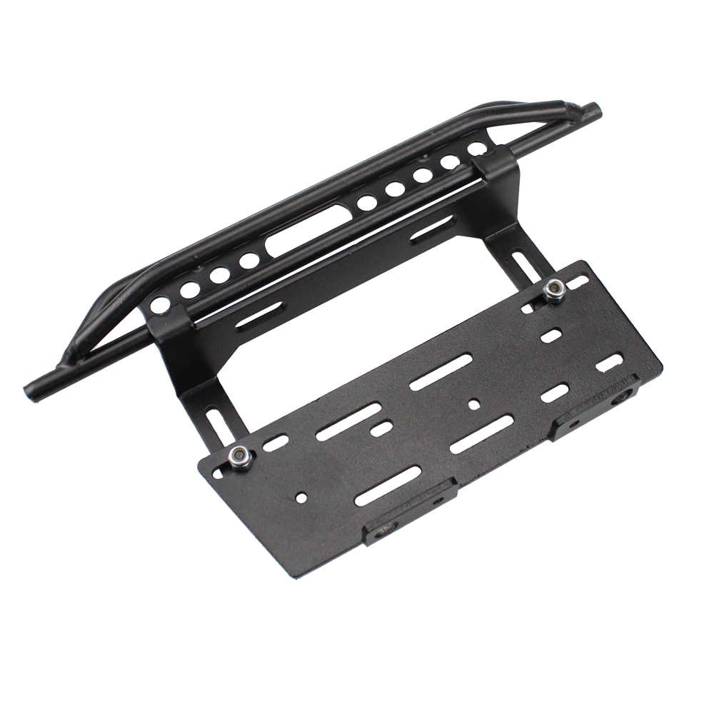 2pcs โลหะด้านข้าง Pedal & Receiver กล่องสำหรับ 1/10 Cherokee Axial Scx10 90046 90047 90048 ฟุต