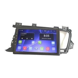 Image 2 - 4G WIFI 2G 32G אנדרואיד 9.0 2 דין רכב רדיו עבור KIA K5 אופטימה 2011 2015 autoradio רכב אודיו רכב סטריאו автомагнитола