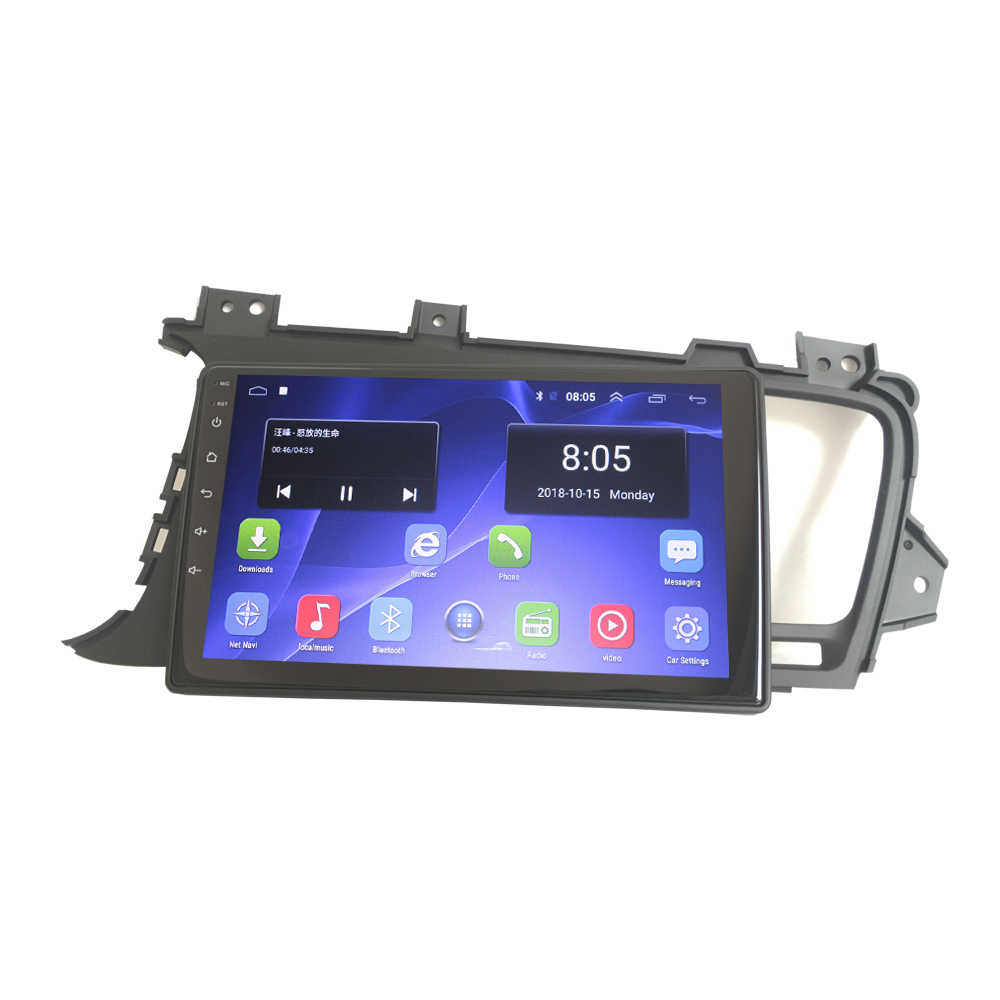 4G wifi 2G 32G Android 9,0 2 din автомагнитола для KIA K5 Optima 2011-2015 автомагнитола