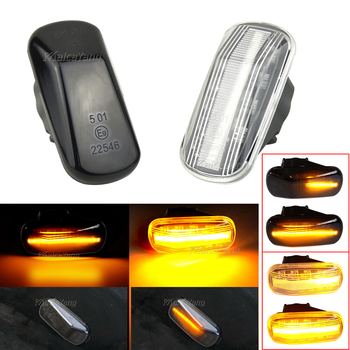 Car Side Rearview Mirror Turn Signal LED Light For Honda CRV Accord Civic City Fit Jazz Stream HRV S2000 Odyssey Integra Acura image