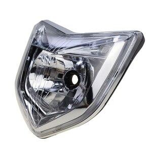 Image 5 - For 06 07 08 Yamaha FZ1 Fazer 2006 2007 2008 2009 Motorcycle Accessories Headlight Head Light Lamp Headlamp Housing Assembly Kit