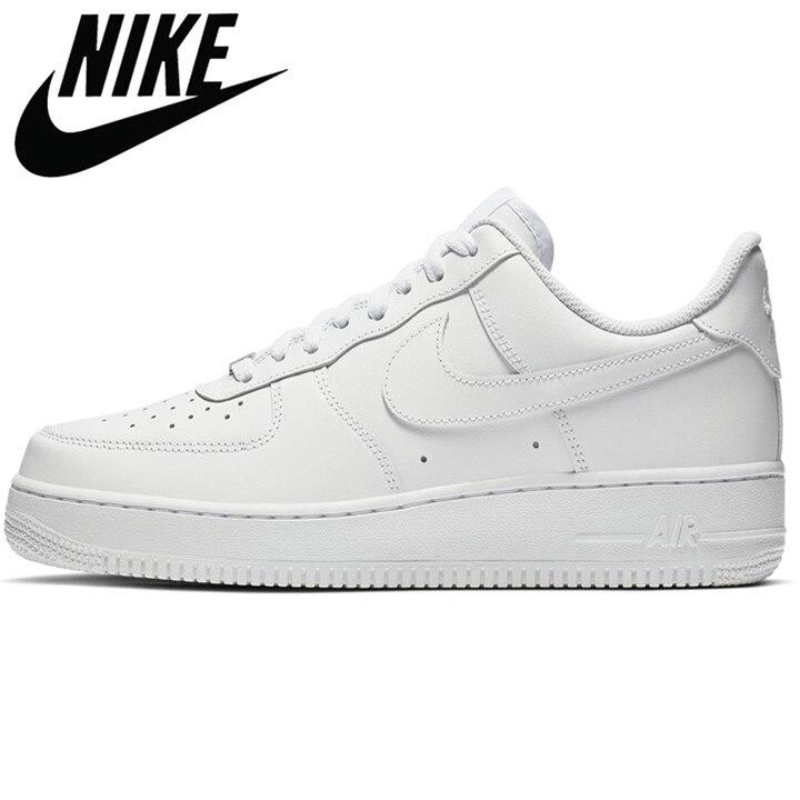 2021 оригинальный воздушно-1 AF1 официальный высокие и низкие черный, белый цвет дышащая Для мужчин Для женщин Для мужчин спортивные кроссовки ...