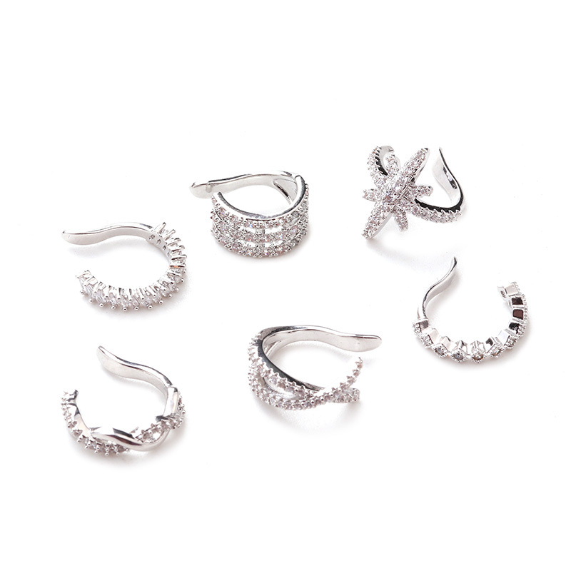 1Pc-Fake-Piercing-Jewelry-Adjustable-Helix-Cartilage-Conch-Cz-Ear-Cuff-No-Piercing-Conch-Cuff-Earring