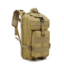 Military 3P Tactical Backpack Camping Bags Large Assault Pack Waterproof Mens Hiking Rucksack Multifunctional Camouflage