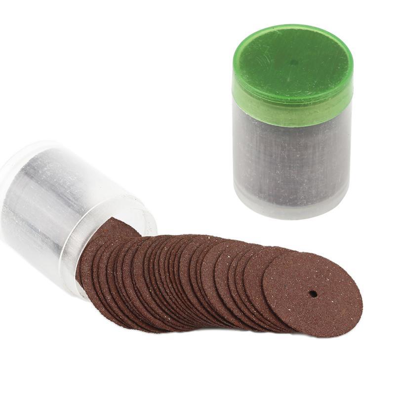36pcs Disc Resin Bond Grinder Cutting Disc Metal Cut Off Wheel Angle Grinder Disc Slice Fiber Reinforced Grinding Blade Cutter