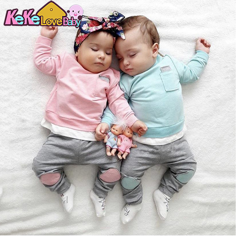 Newborn Infant Baby Girl Boy Camouflage T shirt Tops Pants Outfit Clothes Set US