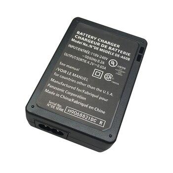Original Travel Digital Camera Battery Charger DE-A60 For Panasonic DMC-FH2 FH3 FH5 FH6 FH22 FH1GK DMW-BCF10