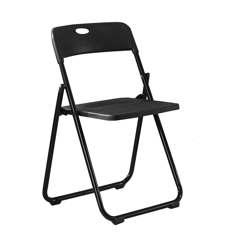Plastic Fold Chair Portable Folding Chair Leisure Time Office Meeting Chair Camp Outdoors Chair Chair