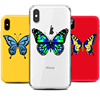 Cute Butterfly Phone Case For IPhone 11 Pro X XS MAX XR 6 6s 8 7 Plus New Fitted Cases Soft Silicone TPU Back Covers Accessories