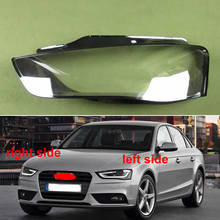 Koplampen Shell Koplamp Cover Koplamp Glas Lampenkap Shell Transparante Lampenkap Voor Audi A4 A4L B9 2012 2013 2014 2015