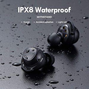 Image 2 - Mpow M30 אלחוטי אוזניות TWS Bluetooth 5.0 אוזניות מגע בקרת אוזניות עם IPX8 עמיד למים עבור iPhone Xiaomi Mi 10 פרו