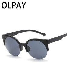 2019 New Arrival Round Sunglasses Retro Women Men Brand Designer Sun Glasses for Alloy Mirror Sunglass