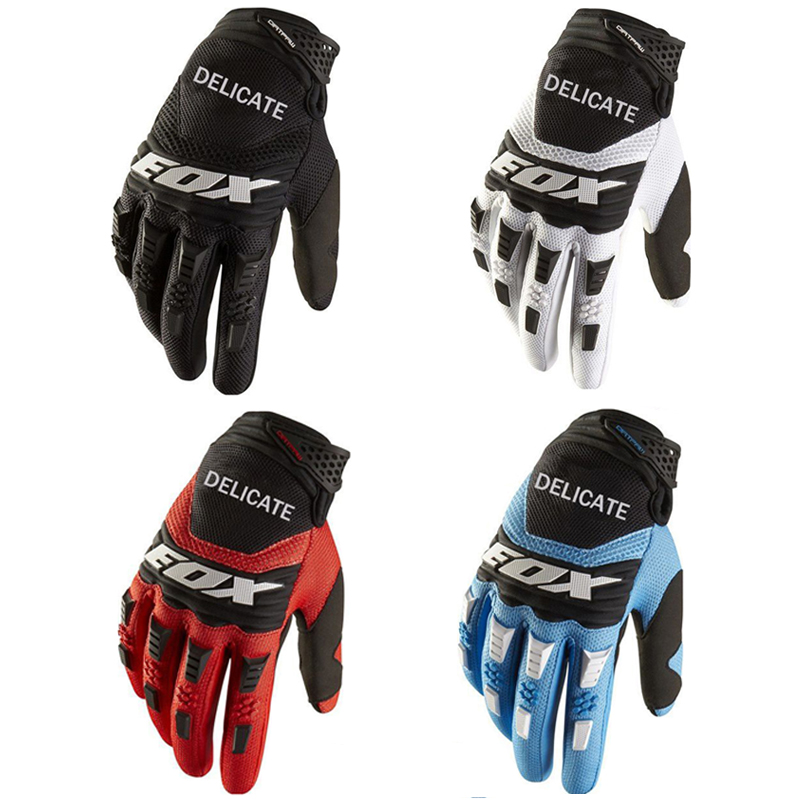 MX Motocross Gloves Brand Motorcycle Racing Gloves Dirt Bike Bicycle Outdoor Sports Cycling Gloves MTB Gloves BMX Guantes Moto