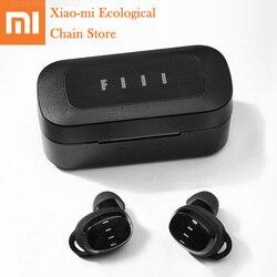 Xiaomi FIIL T1 настоящие беспроводные Bluetooth наушники Bluetooth 5,0 водонепроницаемые спортивные затычки для бега Сенсорное шумоподавление с микрофоно...