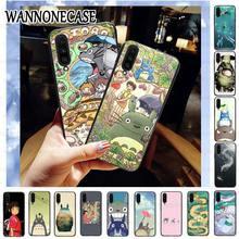 Weiche Telefon Fall Für xiaomi miA3 miA2 MI8 mi8SE mi9SE 9lite mi9T mi9tpro miA1 Totoro Chihiros Ghibli Miyazaki anime Kaonashi