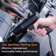 車オートバイ点火時期光ストロボランプ誘導ガソリン自動車スキャナエンジンタイミング銃自動診断ツール